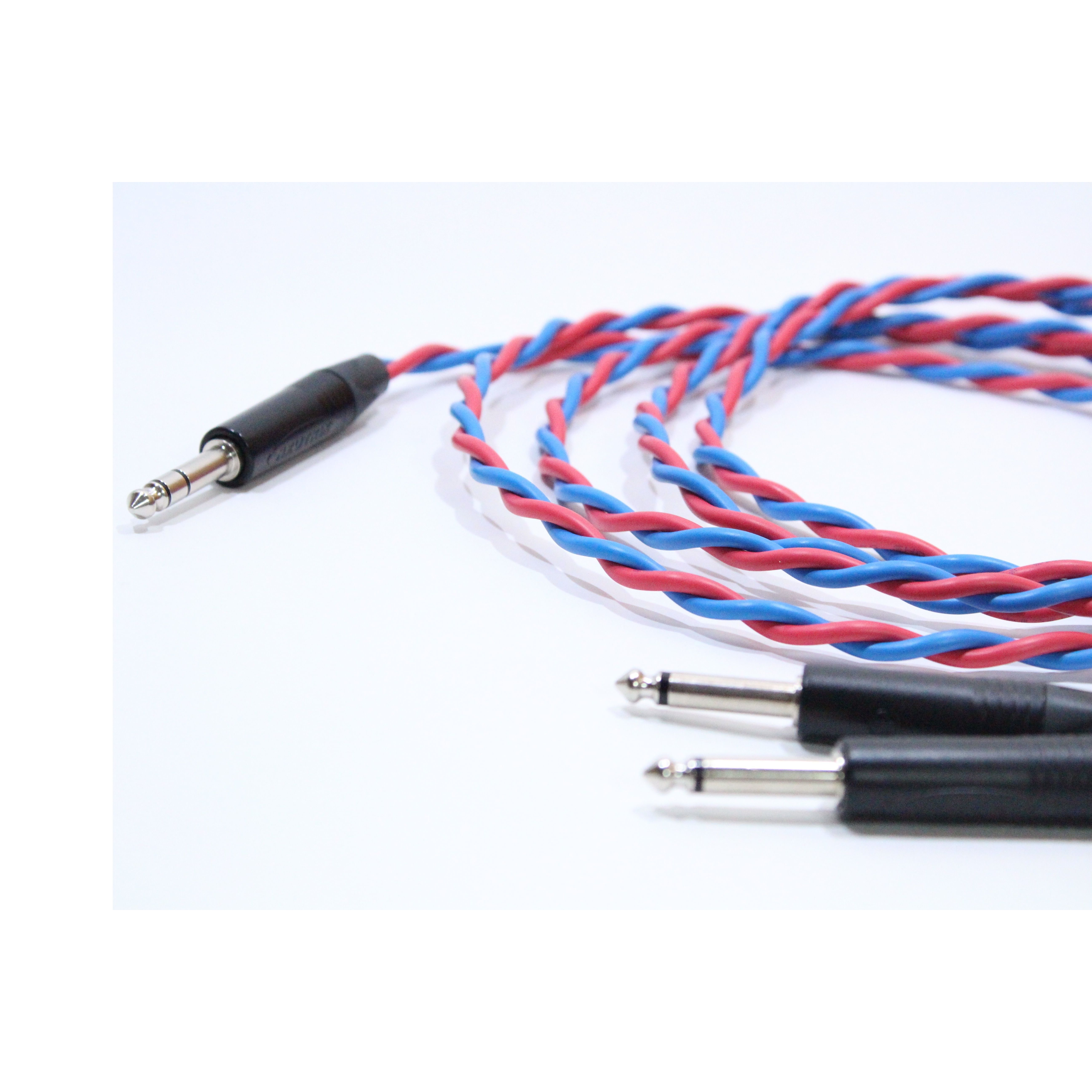 .ink cable  アコースティックギター用ステレオYケーブル 5m