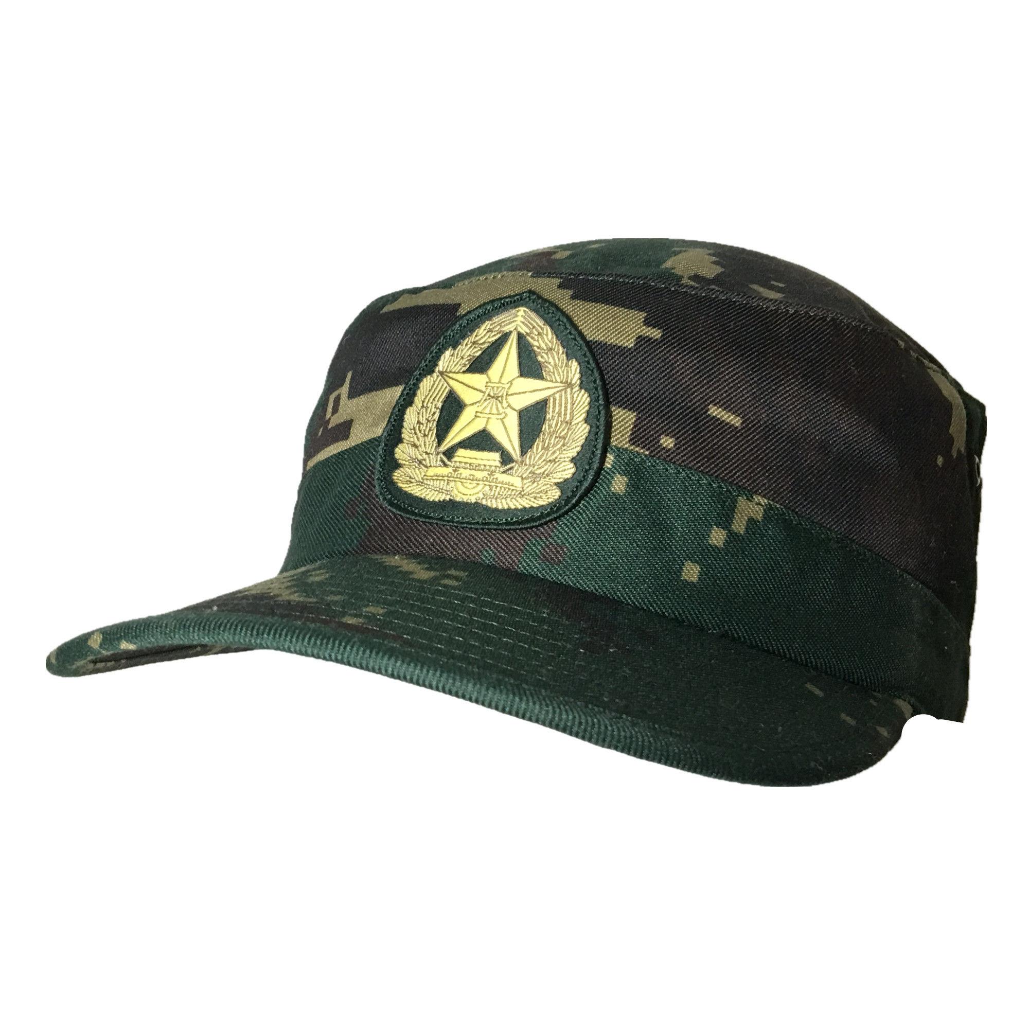 中国人民解放軍 デジタル猟人迷彩 帽子