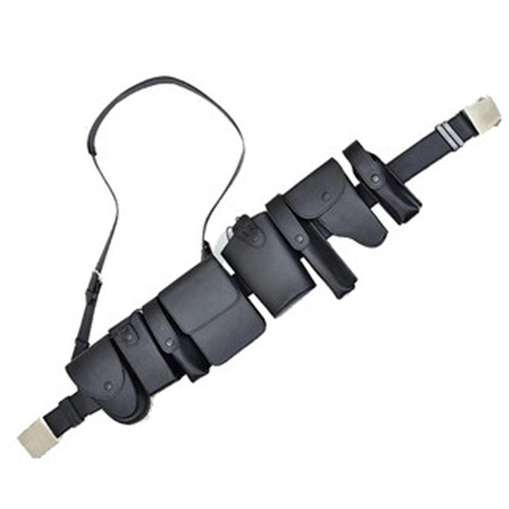 中国公安警察パトロール用ベルトセット