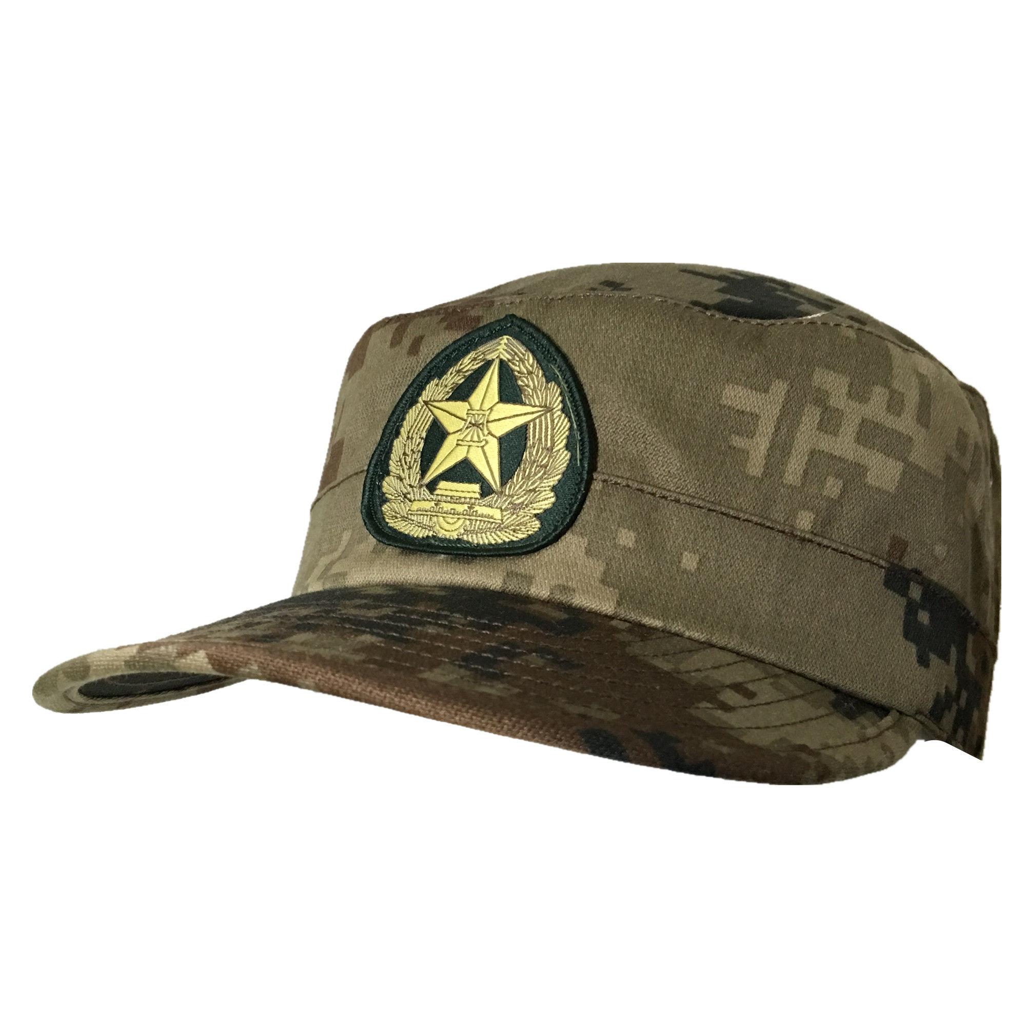 中国人民解放軍 07式 荒漠迷彩 帽子