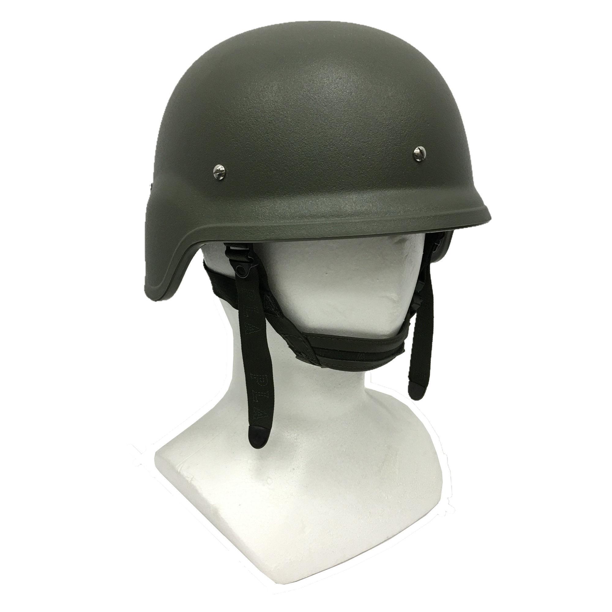 PLA 訓練用QGF-03ヘルメットレプリカ (実物顎紐付き)