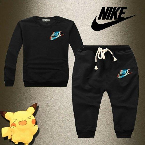 新品 新入荷 ナイキ Nike セットアップ 子供 上下セット 大人気 キッズ用 春 春物 春冬 人気 4色