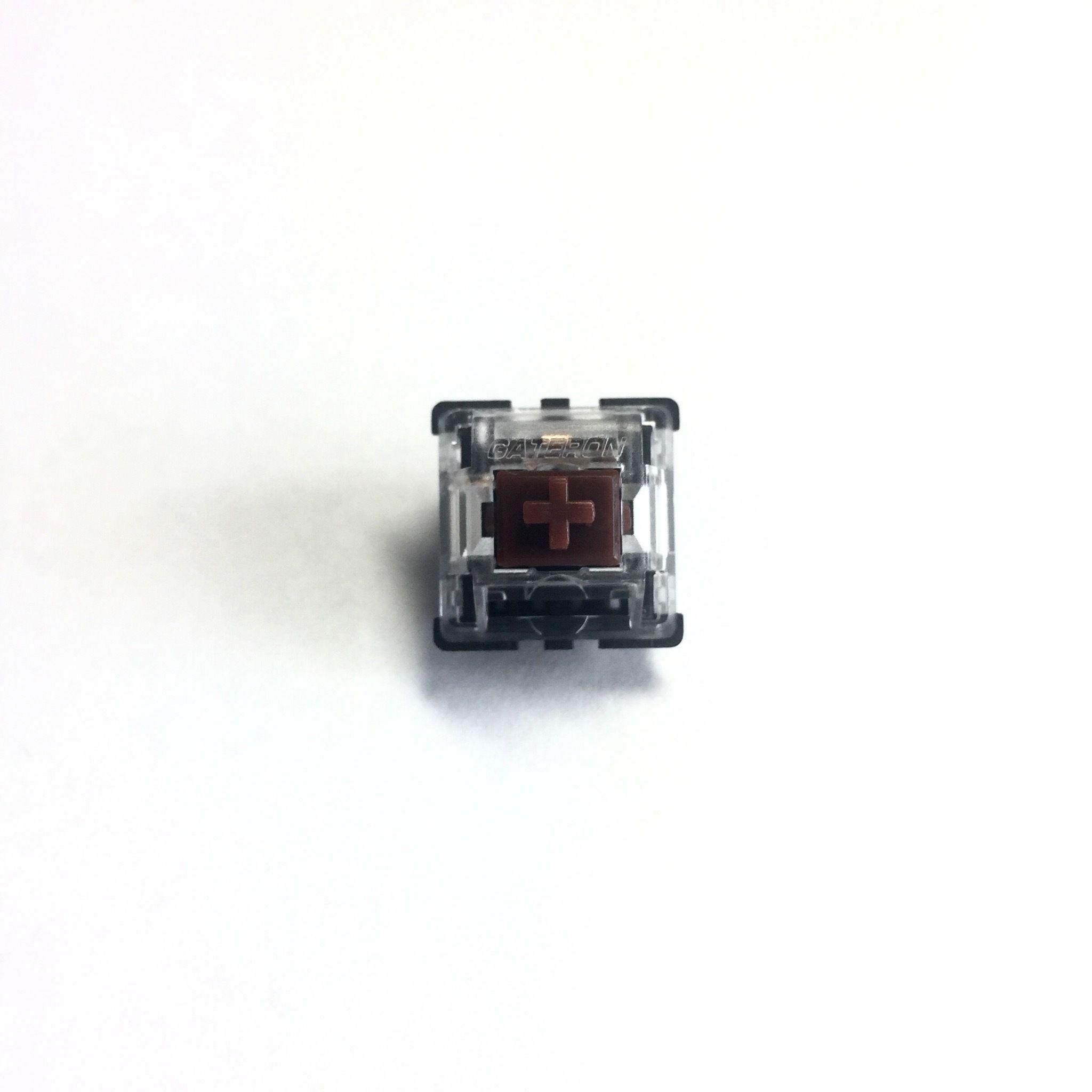 Gateron MX Switch Brown 3Pin (5PCs)
