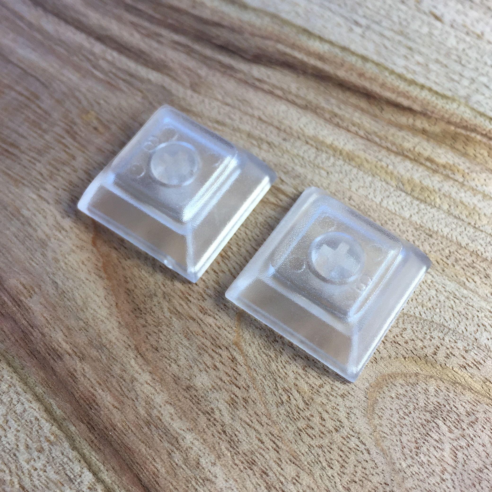 DSA ABS Keycap (2piece/Transparent)