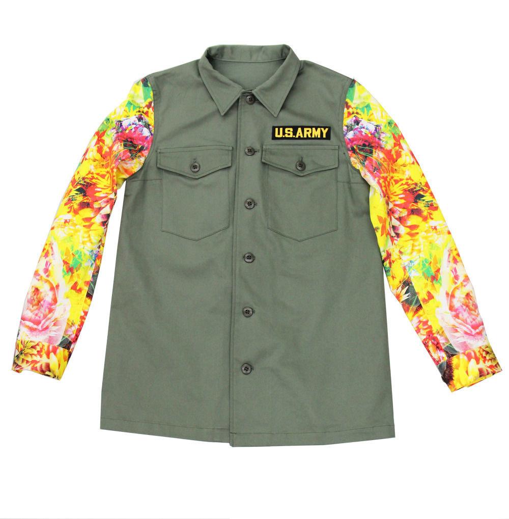 【SALE 50% OFF】taRo ユーティリティシャツ (lady's)