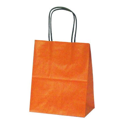 手提袋 K-2オレンジ 200×120×250 200枚入り