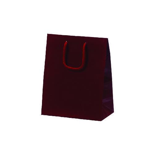 コート袋c121046 ワインレッド
