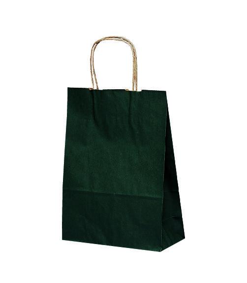 手提袋 K-3 グリーン  220×100×300 200枚入