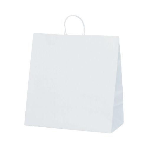 手提袋 K15w1298ホワイト