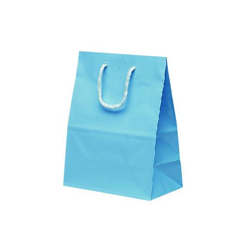 コート袋c121518 ブルー