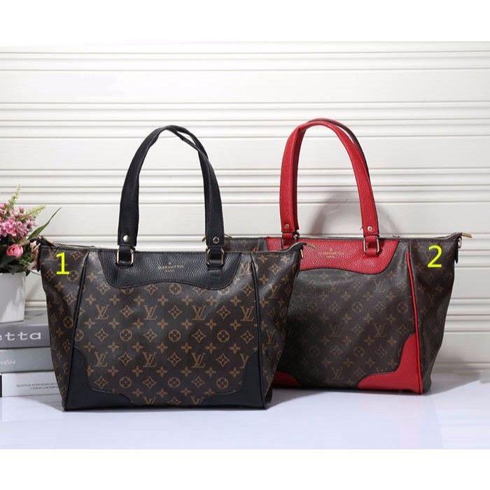 新入荷 Louis Vuitton/ルイ・ヴィトン 人気美品 本革 ハンドバッグ 2色 WPU81191