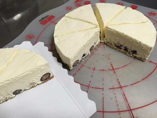 黒豆レアチーズケーキ・2台セット
