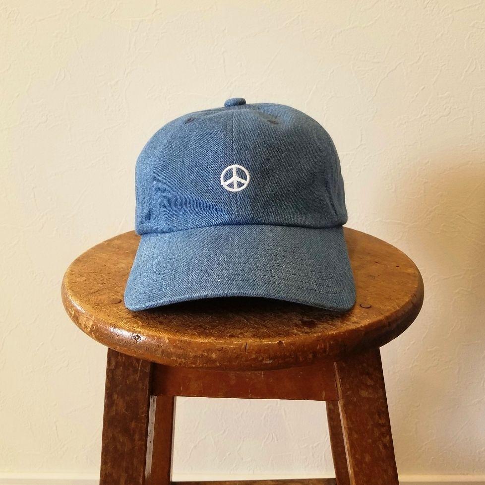 coochucamp[クーチューキャンプ]/happy peace cap