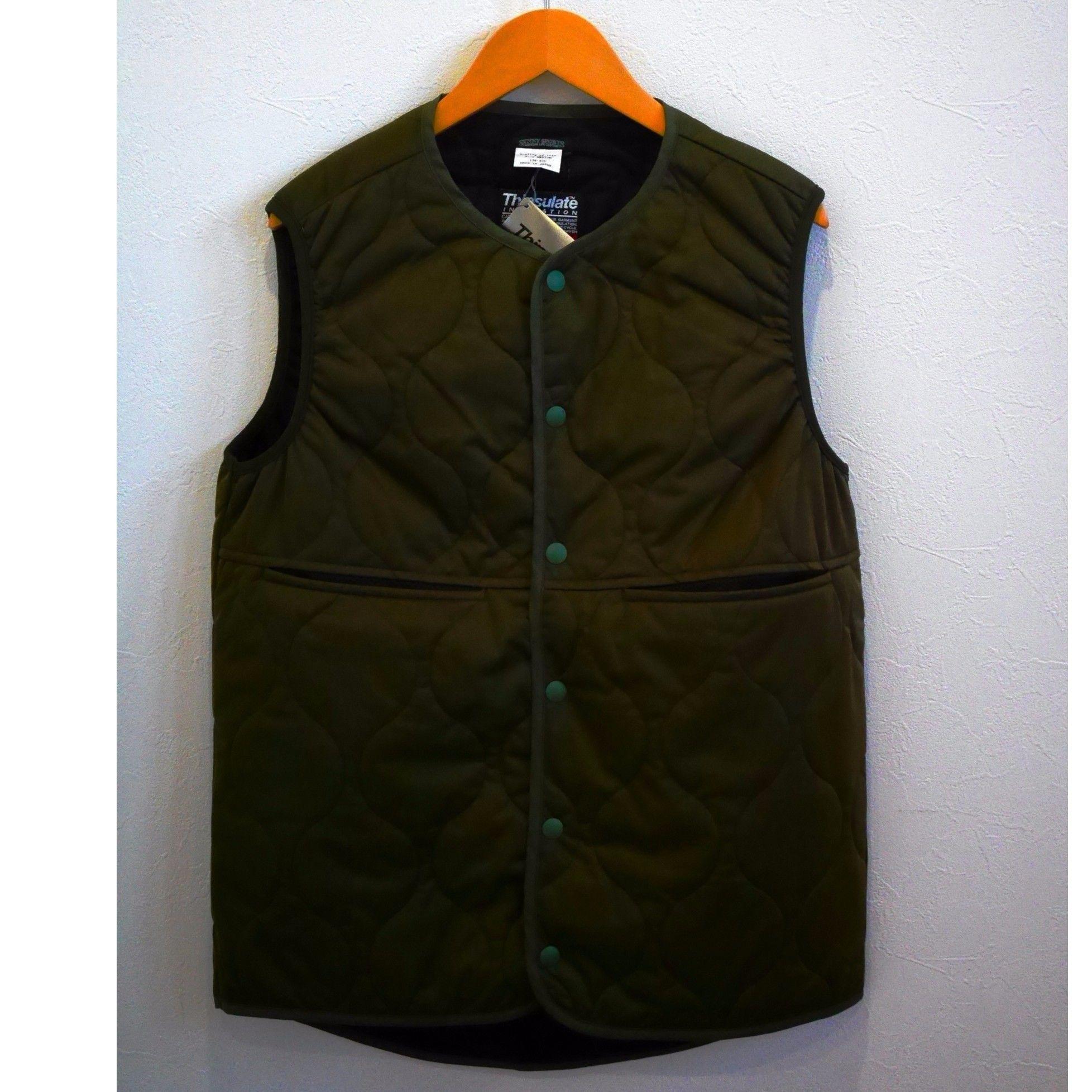 SUNNY SPORTS[サニースポーツ]/soft shell vest
