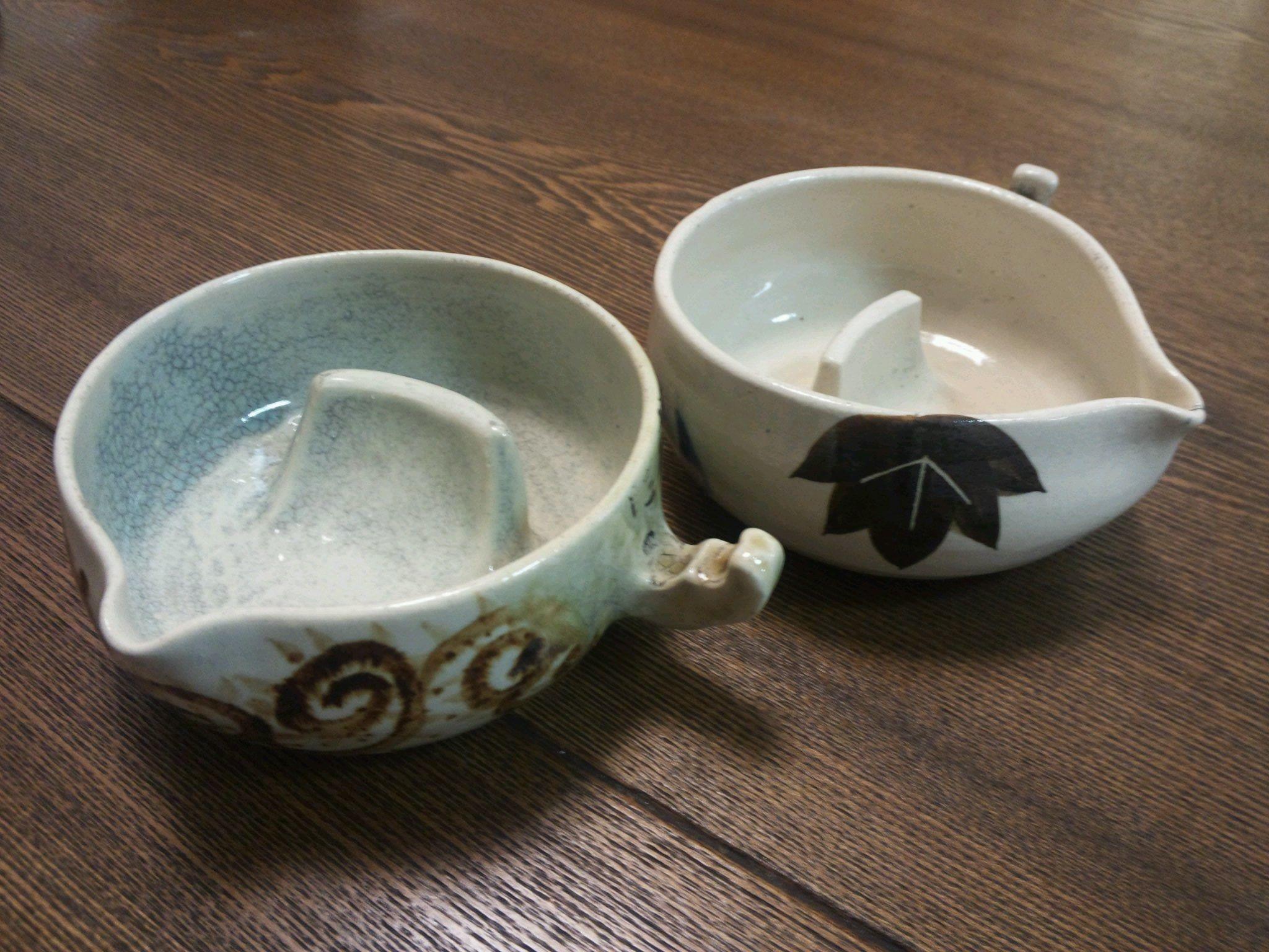 硯 陶器製