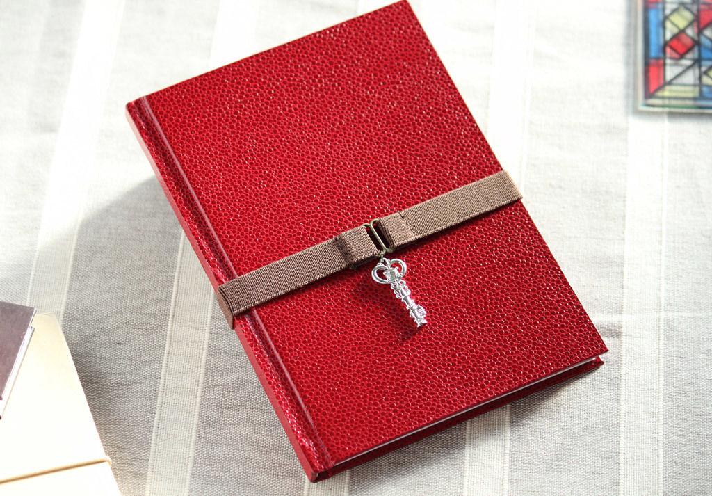 本格製本キット 糸かがり角背上製ノート