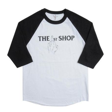 THE F*CK SHOP 7th Sleeve Tee