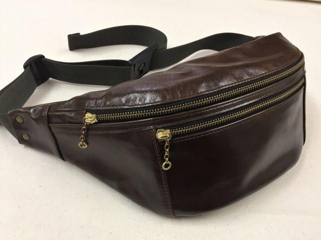 WAIST BAG / MAGNET BUCKLE