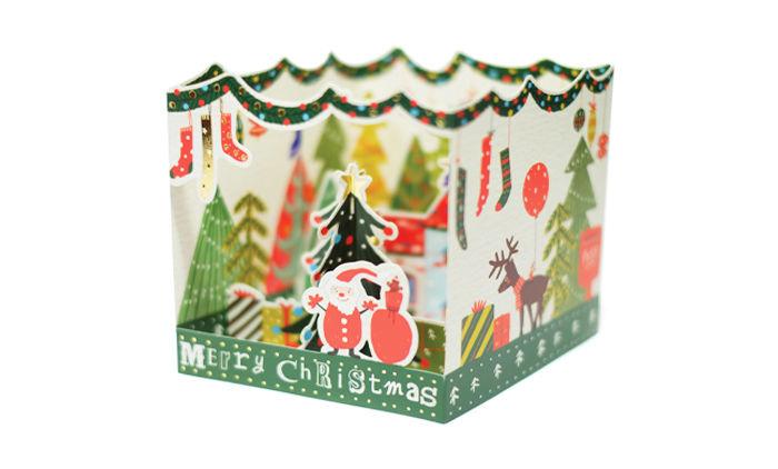 クリスマスカード(YX-20)