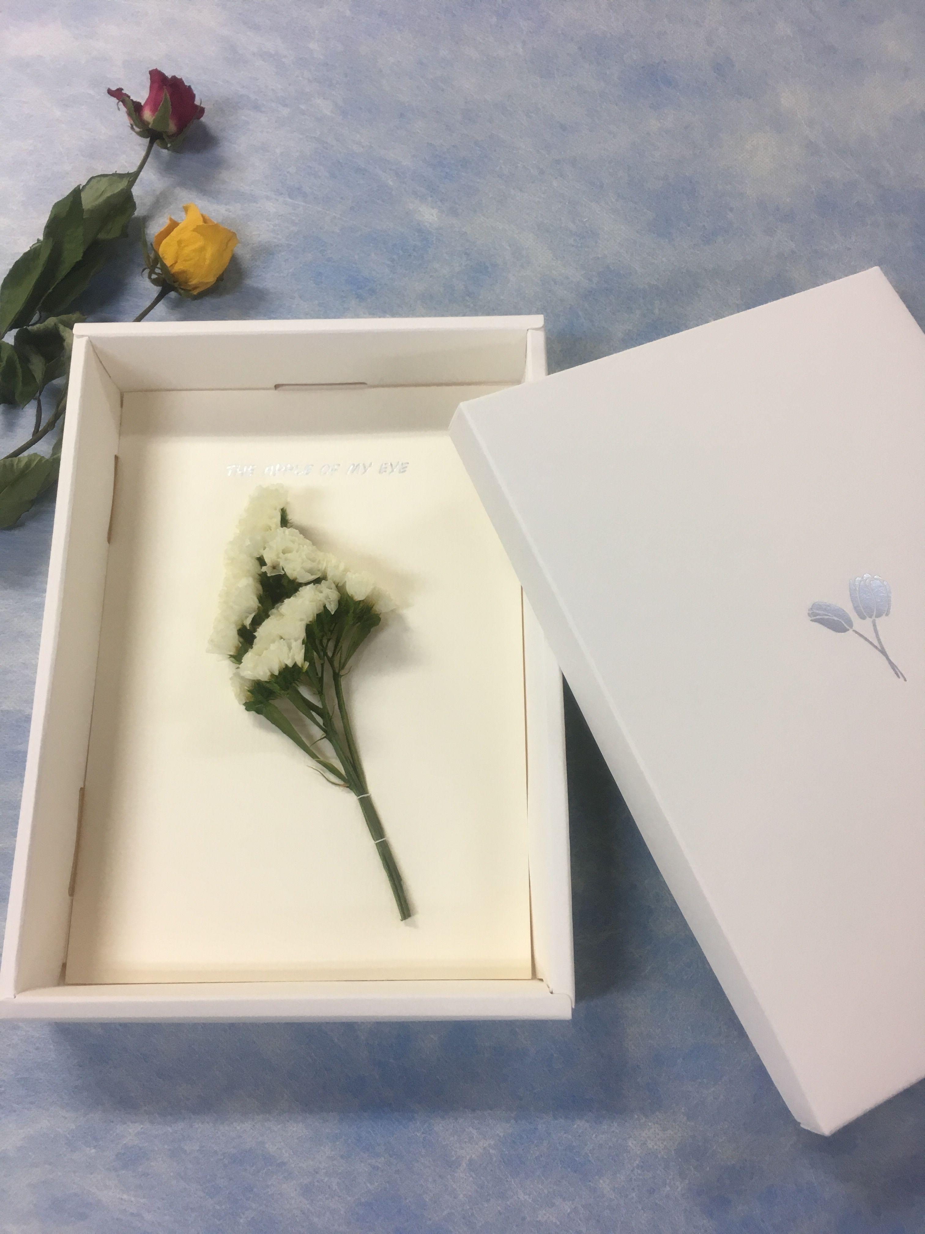 【ハンドメイドレターセット】ソフトスターチス WHITE(P)