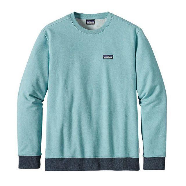 patagonia メンズ・P-6 ラベル・ミッドウェイト・クルー・スウェットシャツ#39486