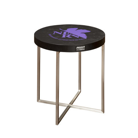 EVANGELION Side Table (purple)