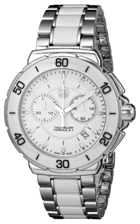 タグ・ホイヤー「フォーミュラワン」: [CAH1211.BA0863] :レディース腕時計