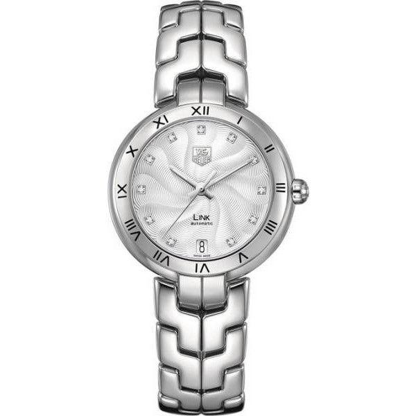 タグ・ホイヤー「リンクレディース」:WAT2311.BA0956:レディース腕時計