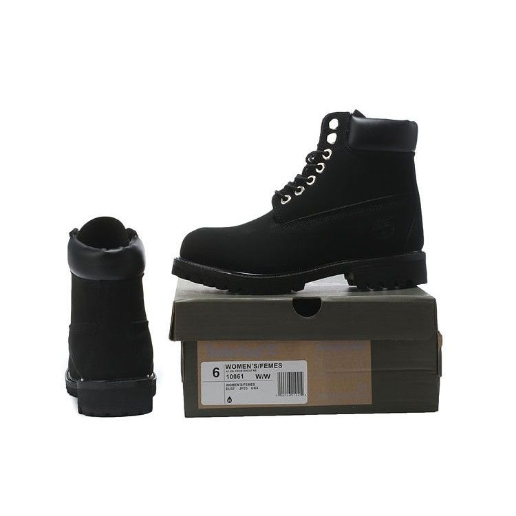 """ティンバーランド Timberland メンズ ブーツ シューズ・靴 6"""" Smooth Timberland Black"""