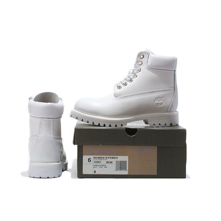 Timberland ティンバーランド ブーツ メンズ 靴 6INCH PREMIUM BOOTS シックスインチ プレミアムブーツ  ホワイト ブーツ (TB010061)
