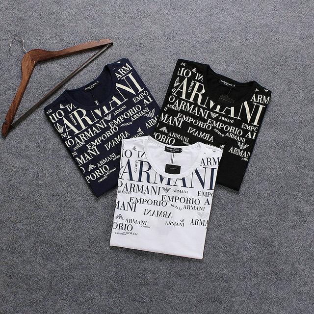 限定セール!アルマーニ 半袖Tシャツ メンズ用0014