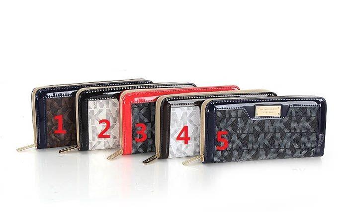 人気美品 MICHAEL KORS 男女兼用 上品な財布 WPM7526