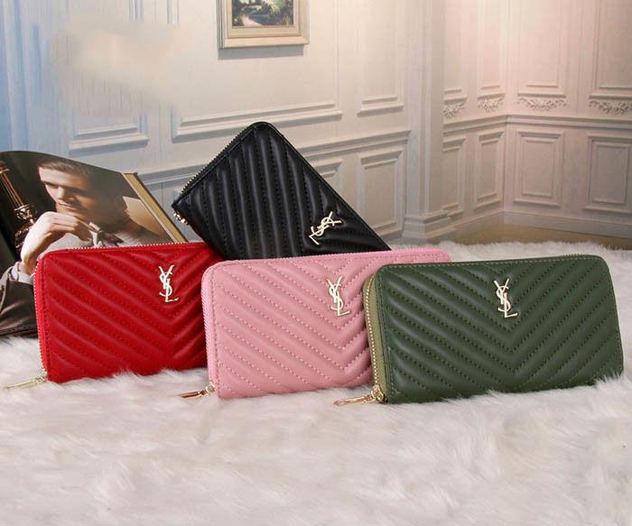 大人気 Yves Saint laurent 美品な財布 男女兼用  WPY1713