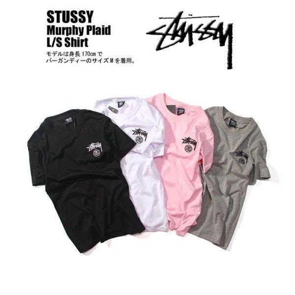 新入荷 ステューシーtシャツ STUSSY半袖 カジュアル 男女兼用