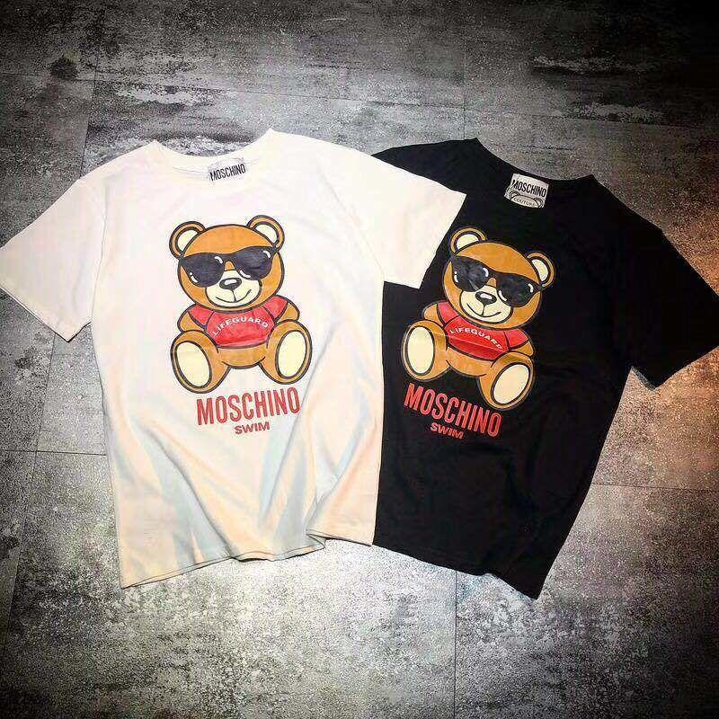 ◆TOKYO◆MOSCHINO モスキーノ    Tシャツ       カットソー メンズレディース