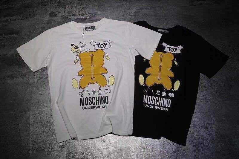 ◆TOKYO◆MOSCHINO モスキーノ    Tシャツ       トップス   wicksiso4560