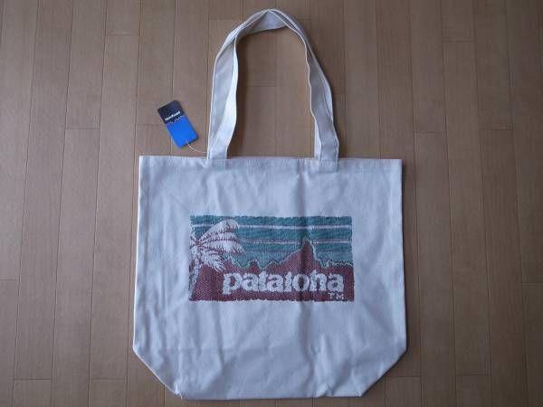 USA製 パタゴニアPataloha Canvas Bagトート バッグ ナチュラル ホワイト系PATAGONIAパタロハ キャンバス 鞄 アウトドア キャンプ【deg】