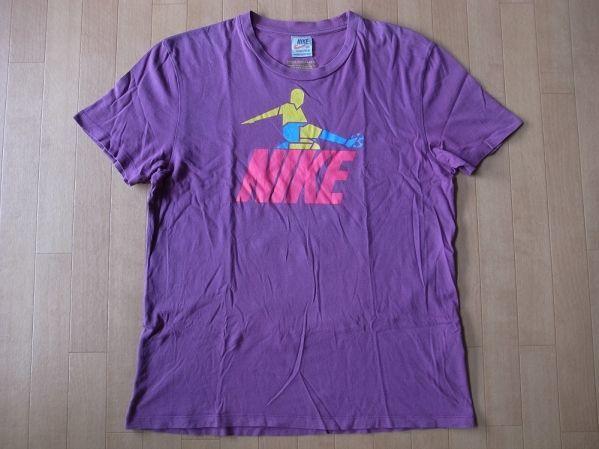 NIKE ホワイトレーベル サッカー Tシャツ M NSW 中田英寿 ナイキ【deg】