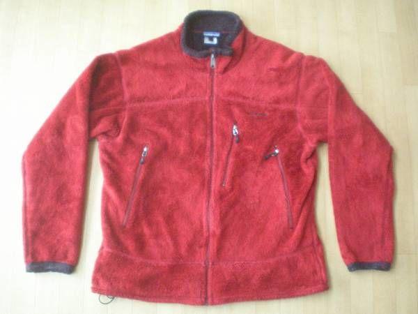 PATAGONIA R4・CHILI・フリースジャケット サイズ・不明(Lサイズ位) 正規品 532 -98