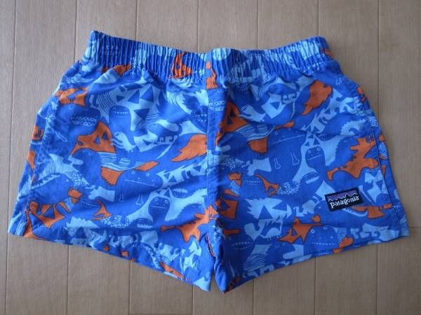 パタゴニア Baby Baggies Shorts Special ショーツ patagonia サーフィン アウトドア【deg】