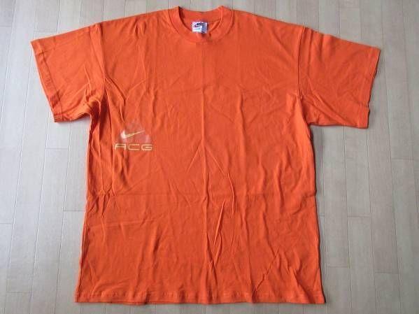 90's NIKE ACG 半袖 Tシャツ L NSW アウトドア キャンプ ナイキ 【deg】