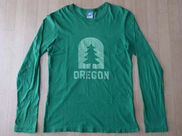 NIKE OREGON オレゴン 長袖 Tシャツ カットソー ナイキ XL【deg】