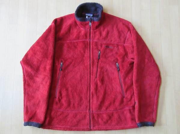 2004年 USA製 パタゴニア R4 チリ フリース ジャケット