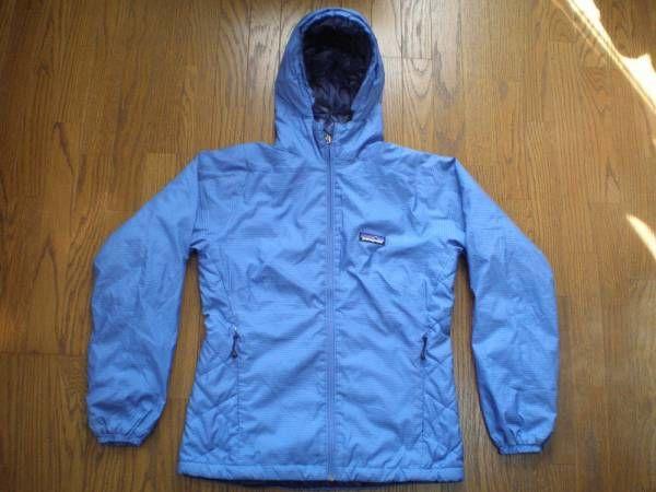 PATAGONIA 中綿入り・フード付き・ジャケット サイズ・(WOMEN'S・XS) 正規品 324 難有り -556