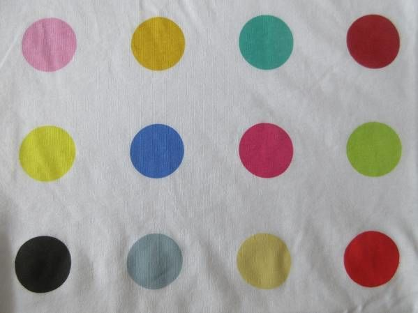 Damien Hirst Spot Paintings TシャツMダミアン