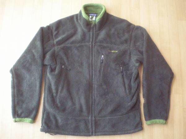 PATAGONIA R4・Loden・フリースジャケット サイズ・L 正規品 Made in U.S.A. 589 -726