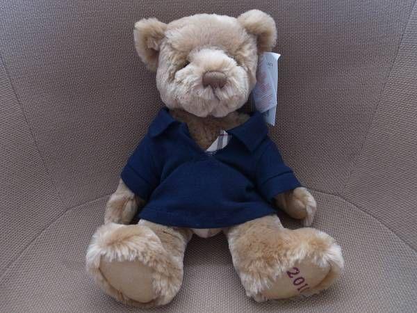BURBERRY FRAGRANCES BEAR ぬいぐるみ 人形 バーバリー ベアー【deg】