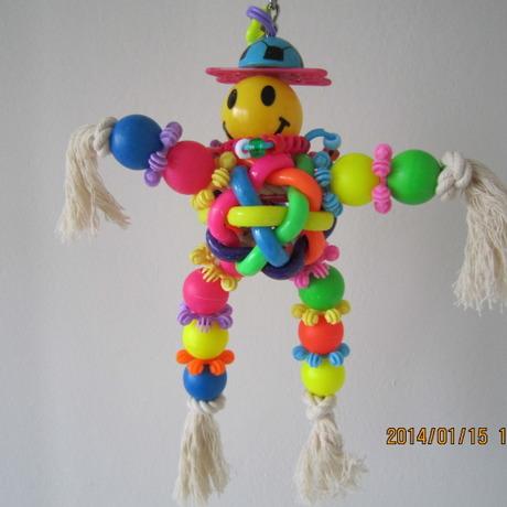 TTB-11  Colorfulballman