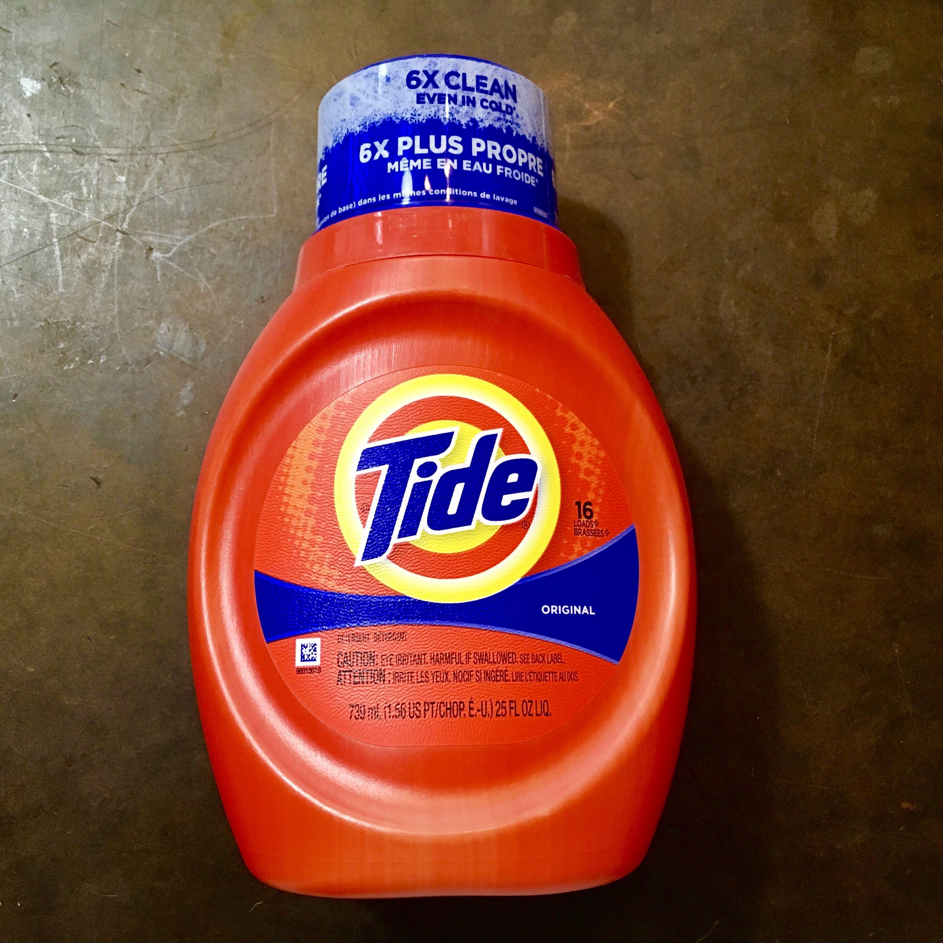 Tide 洗濯用液体洗剤