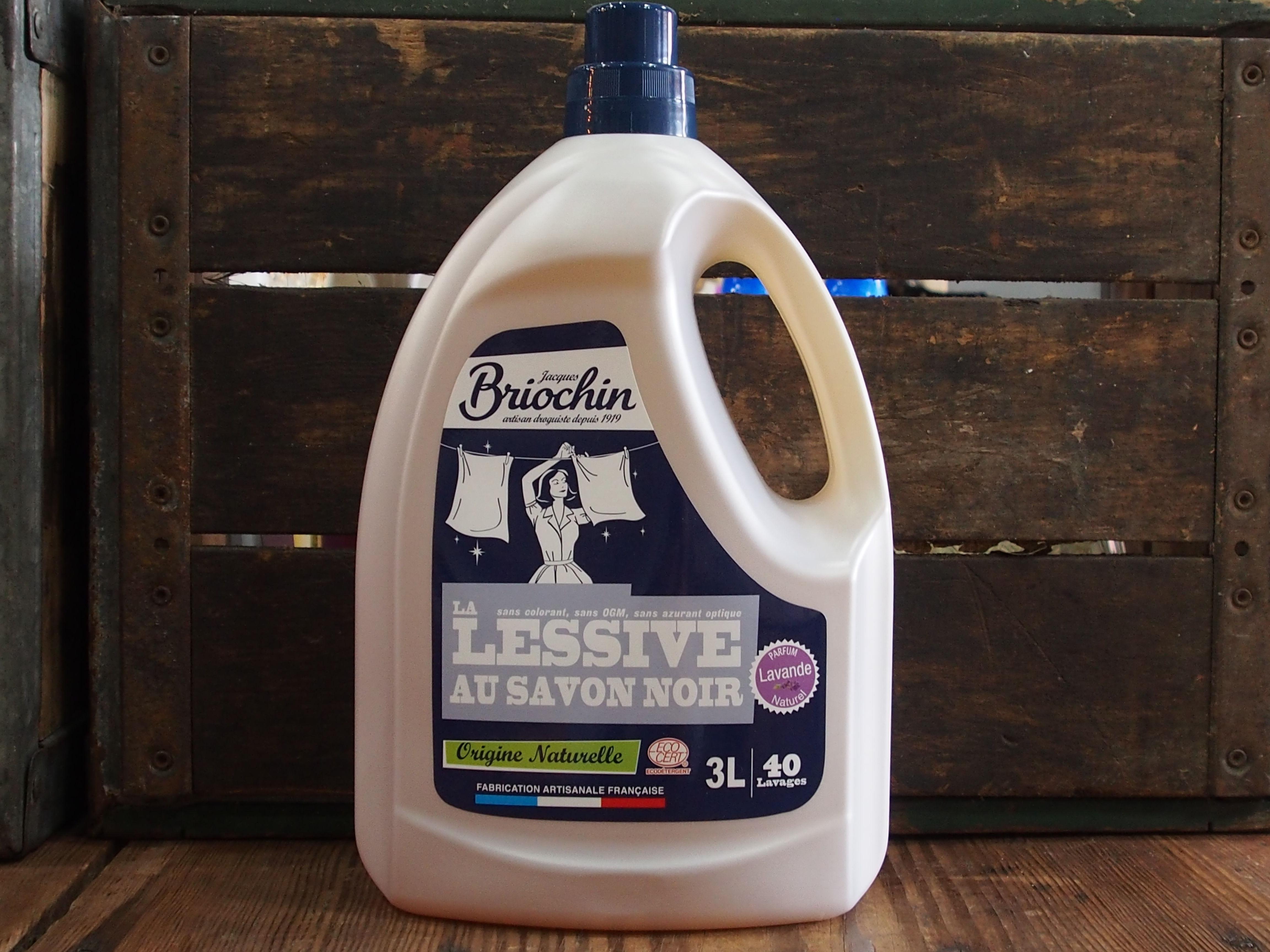 Briochin 洗濯用液体洗剤 サボンノワール 3000ml